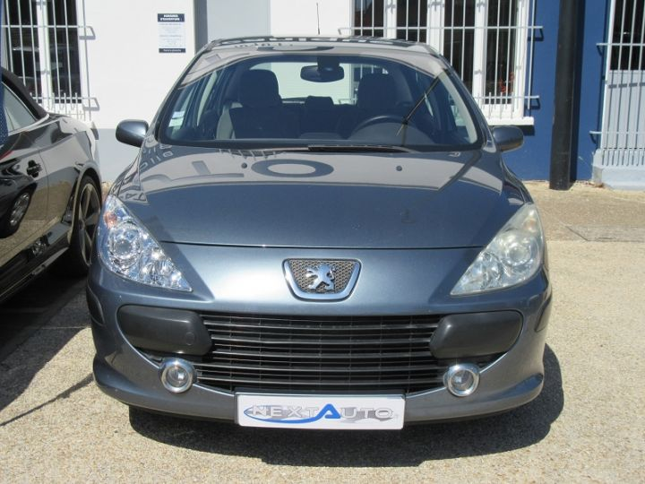 Peugeot 307 1.6 HDI90 EXECUTIVE 5P Gris Clair Occasion - 6