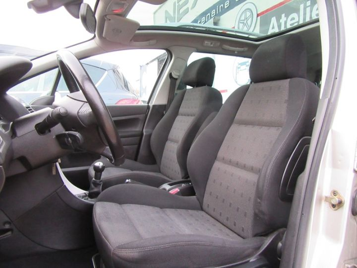 Peugeot 307 SW 2.0 HDI110 GRIFFE Gris Clair Occasion - 2