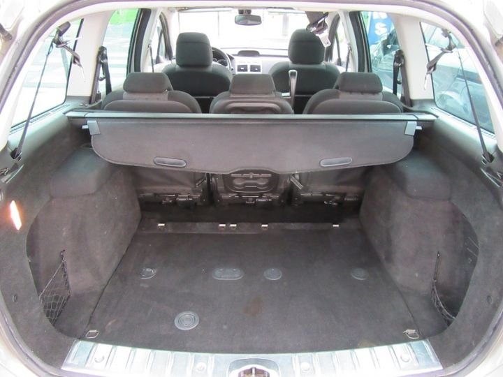 Peugeot 307 SW 2.0 HDI110 GRIFFE Gris Clair Occasion - 8