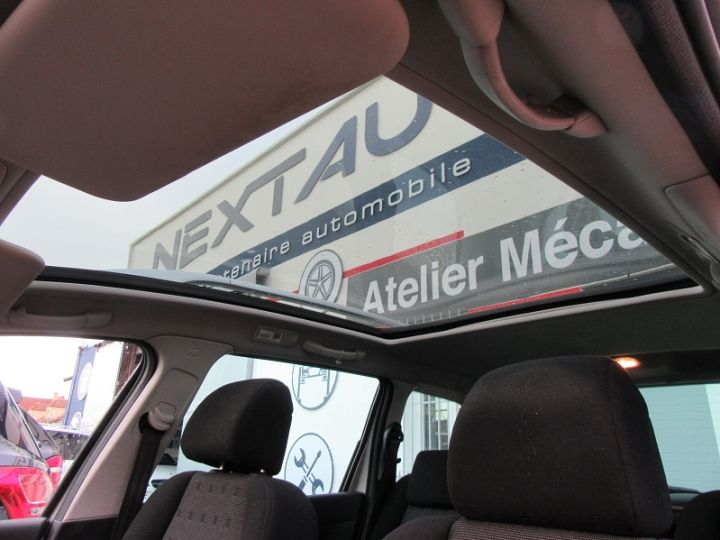 Peugeot 307 SW 2.0 HDI110 GRIFFE Gris Clair Occasion - 13