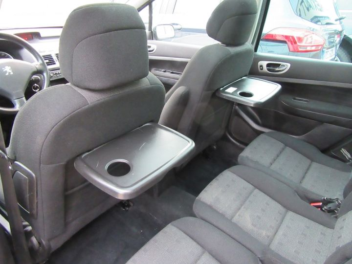 Peugeot 307 SW 2.0 HDI110 GRIFFE Gris Clair Occasion - 18