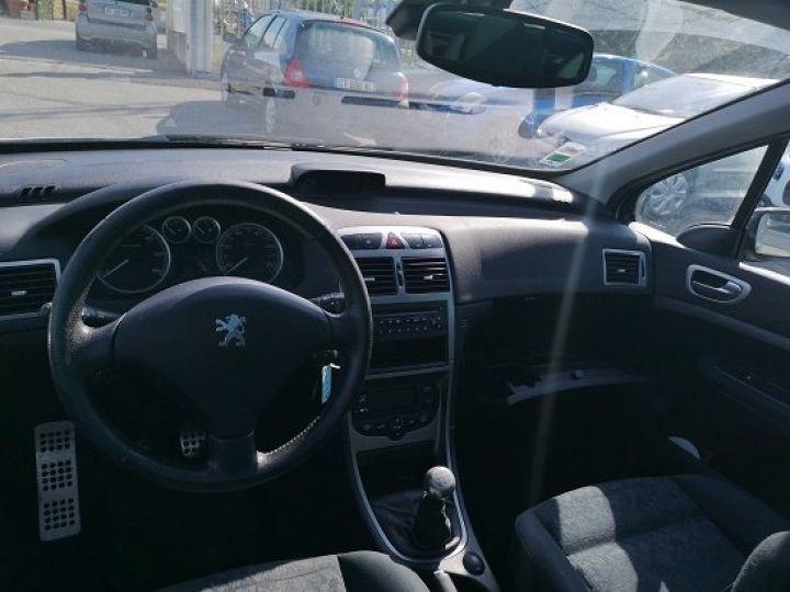 Peugeot 307 SW QUIKSILVER GRIS  METAL Occasion - 5