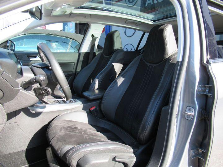 Peugeot 308 1.2 PURETECH 130CH FELINE S&S EAT6 5P Gris Clair - 4