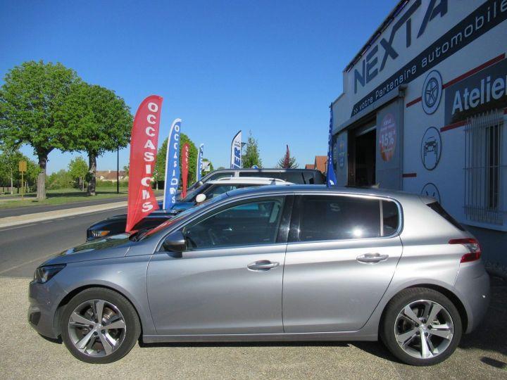 Peugeot 308 1.2 PURETECH 130CH FELINE S&S EAT6 5P Gris Clair - 5