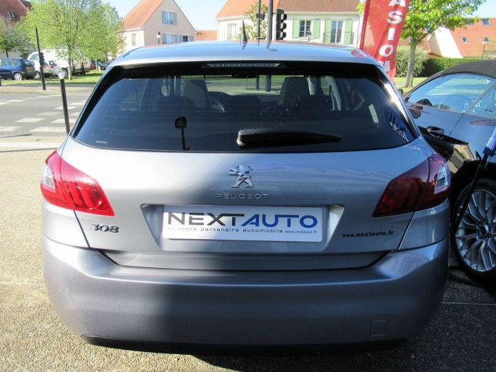Peugeot 308 1.2 PURETECH 130CH FELINE S&S EAT6 5P Gris Clair - 7