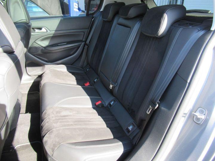 Peugeot 308 1.2 PURETECH 130CH FELINE S&S EAT6 5P Gris Clair - 9