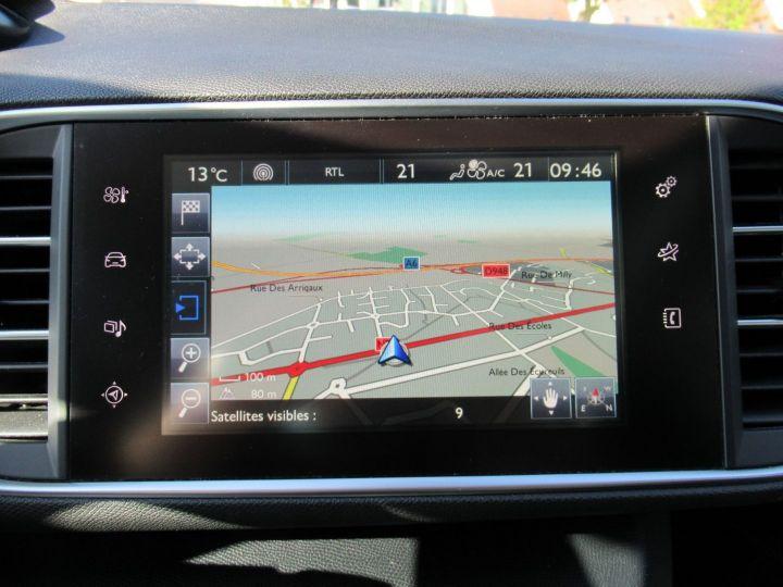 Peugeot 308 1.2 PURETECH 130CH FELINE S&S EAT6 5P Gris Clair - 12