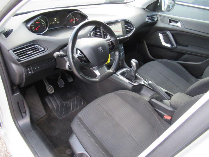 Peugeot 308 1.6 BLUEHDI 100CH S&S PACK CLIM NAV Blanc - 2