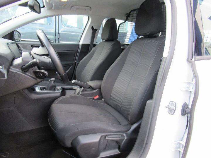 Peugeot 308 1.6 BLUEHDI 100CH S&S PACK CLIM NAV Blanc - 4