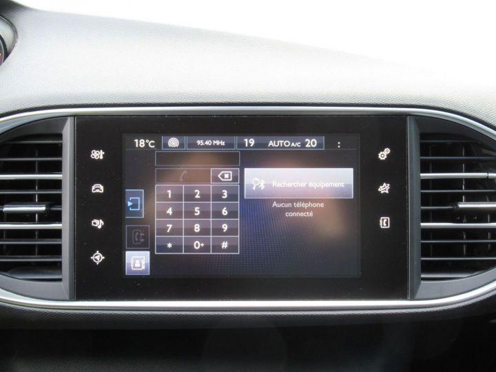 Peugeot 308 1.6 BLUEHDI 100CH S&S PACK CLIM NAV Blanc - 13