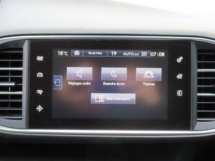 Peugeot 308 1.6 BLUEHDI 100CH S&S PACK CLIM NAV Blanc - 14