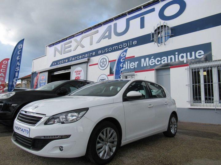 Peugeot 308 1.6 BLUEHDI 100CH S&S PREMIUM PACK Blanc - 1