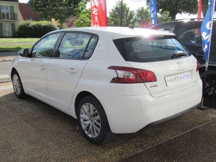 Peugeot 308 1.6 BLUEHDI 100CH S&S PREMIUM PACK Blanc - 3