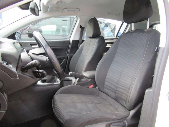 Peugeot 308 1.6 BLUEHDI 100CH S&S PREMIUM PACK Blanc - 4