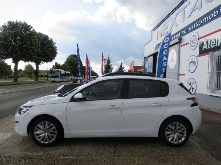Peugeot 308 1.6 BLUEHDI 100CH S&S PREMIUM PACK Blanc - 7
