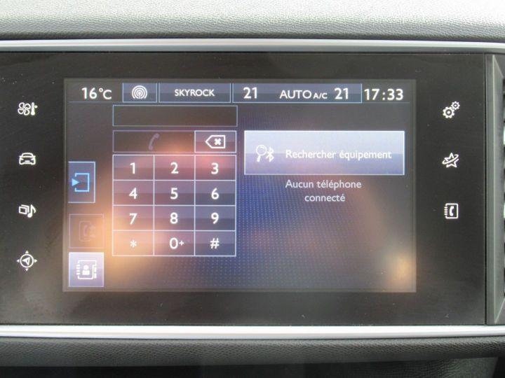 Peugeot 308 1.6 BLUEHDI 100CH S&S PREMIUM PACK Blanc - 12