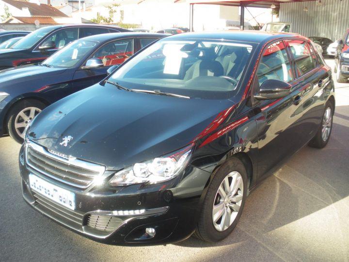 Peugeot 308 1.6 BlueHDi 120 120cv  ACTIVE BUSINESS NOIR - 1