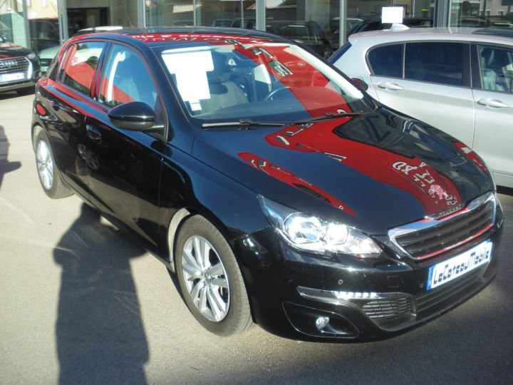 Peugeot 308 1.6 BlueHDi 120 120cv  ACTIVE BUSINESS NOIR - 2