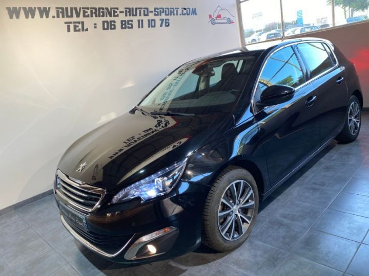 Peugeot 308 1.6 BlueHDi 120CH ALLURE NOIR - 1
