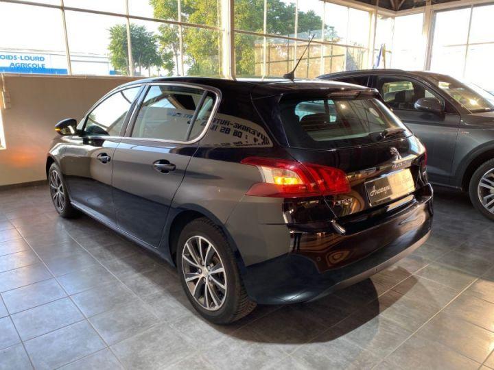 Peugeot 308 1.6 BlueHDi 120CH ALLURE NOIR - 4