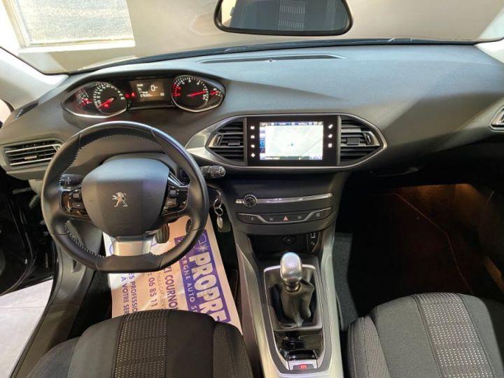 Peugeot 308 1.6 BlueHDi 120CH ALLURE NOIR - 5