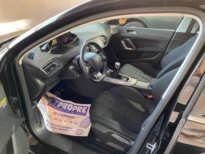 Peugeot 308 1.6 BlueHDi 120CH ALLURE NOIR - 7