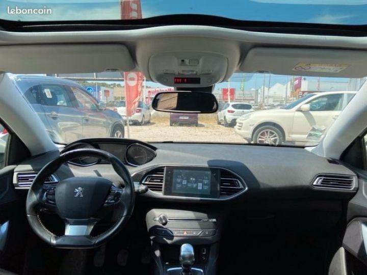 Peugeot 308 1.6 e-hdi 115 allure Blanc Occasion - 5