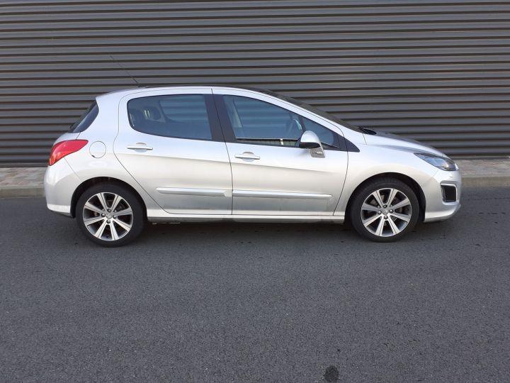Peugeot 308 1.6 THP 16V 156 FELINE 5 PTS Argent Métallisé Occasion - 3