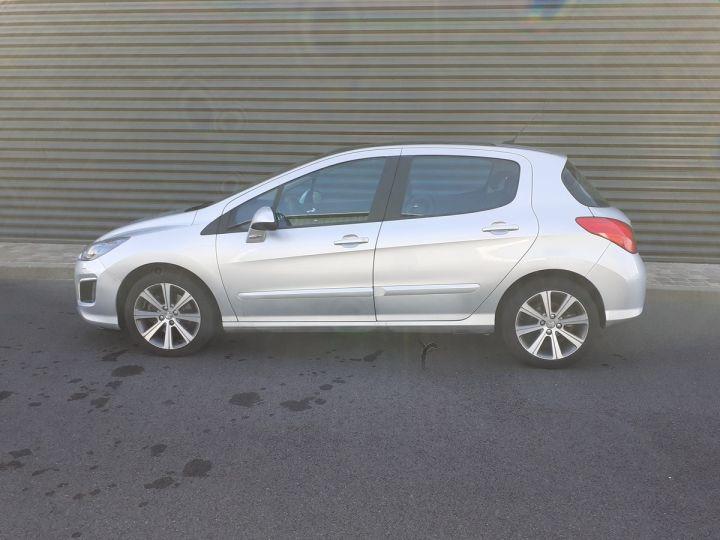 Peugeot 308 1.6 THP 16V 156 FELINE 5 PTS Argent Métallisé Occasion - 4