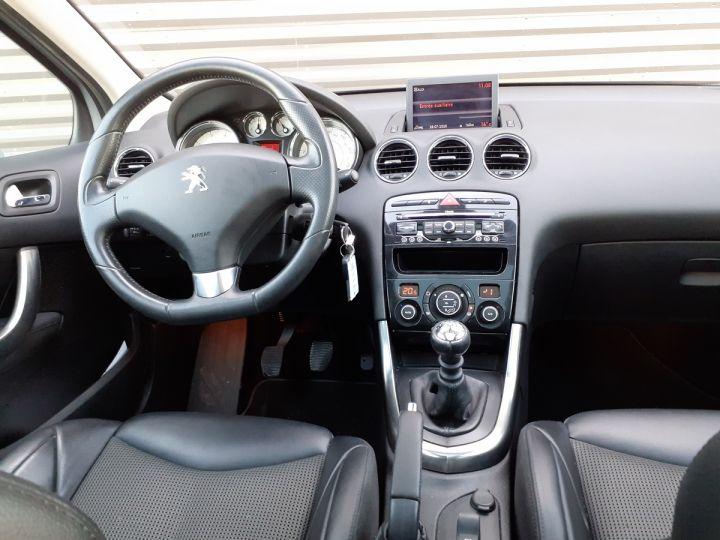 Peugeot 308 1.6 THP 16V 156 FELINE 5 PTS Argent Métallisé Occasion - 5