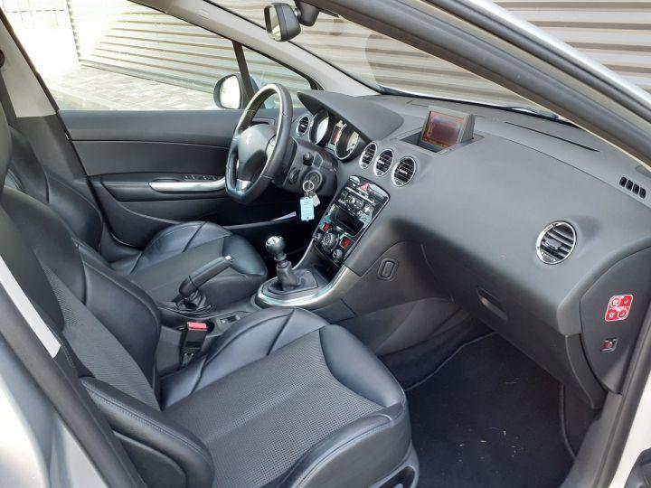 Peugeot 308 1.6 THP 16V 156 FELINE 5 PTS Argent Métallisé Occasion - 6