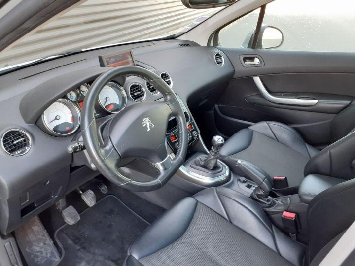 Peugeot 308 1.6 THP 16V 156 FELINE 5 PTS Argent Métallisé Occasion - 8