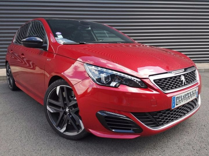 Peugeot 308 1.6 thp 270 GTI Rouge Occasion - 1