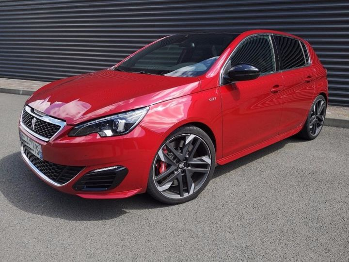 Peugeot 308 1.6 thp 270 GTI Rouge Occasion - 7