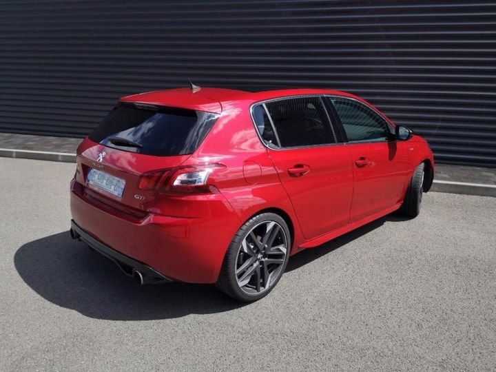 Peugeot 308 1.6 thp 270 GTI Rouge Occasion - 8