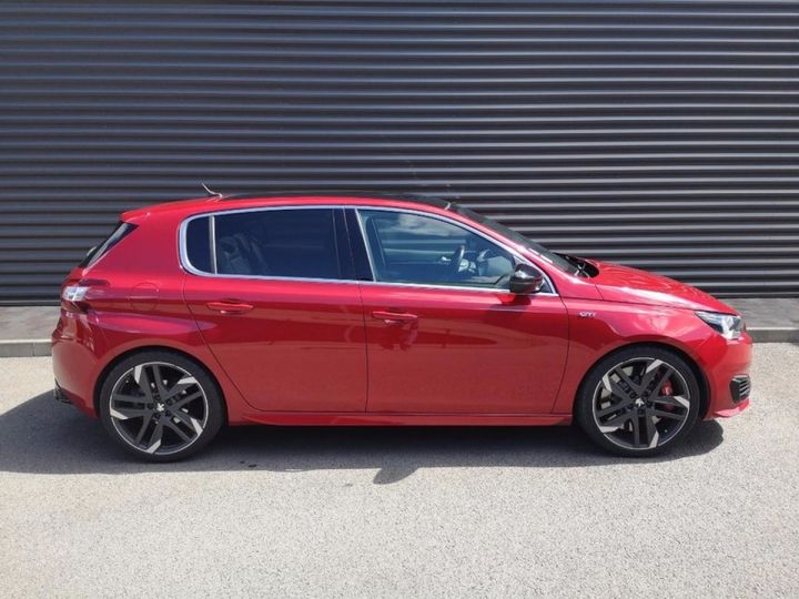 Peugeot 308 1.6 thp 270 GTI Rouge Occasion - 10