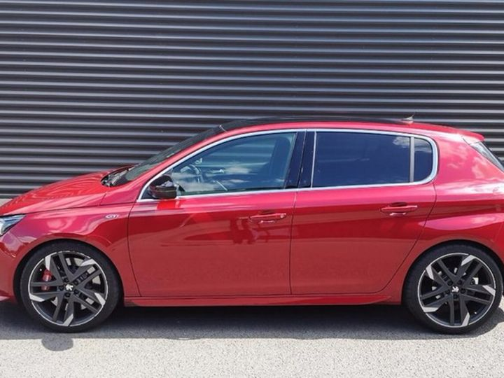 Peugeot 308 1.6 thp 270 GTI Rouge Occasion - 11