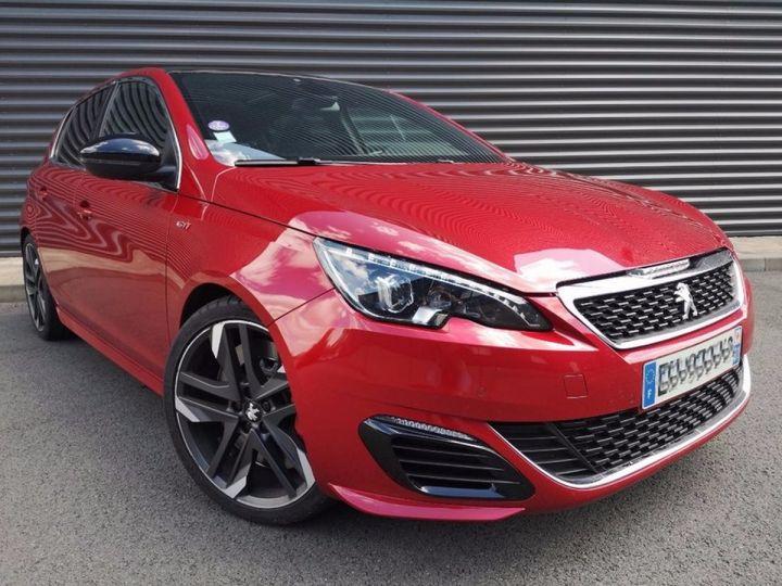 Peugeot 308 1.6 thp 270 GTI-Rev/Garantie 12 Moi Rouge Occasion - 1