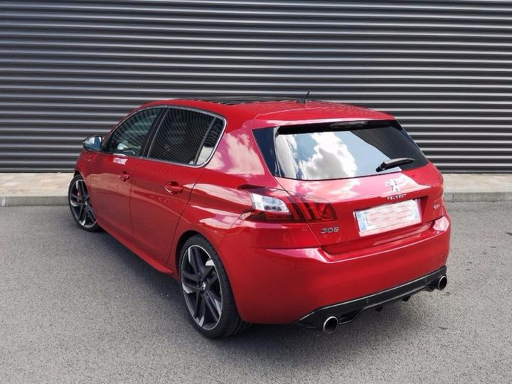 Peugeot 308 1.6 thp 270 GTI-Rev/Garantie 12 Moi Rouge Occasion - 2