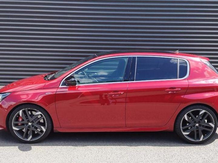 Peugeot 308 1.6 thp 270 GTI-Rev/Garantie 12 Moi Rouge Occasion - 11