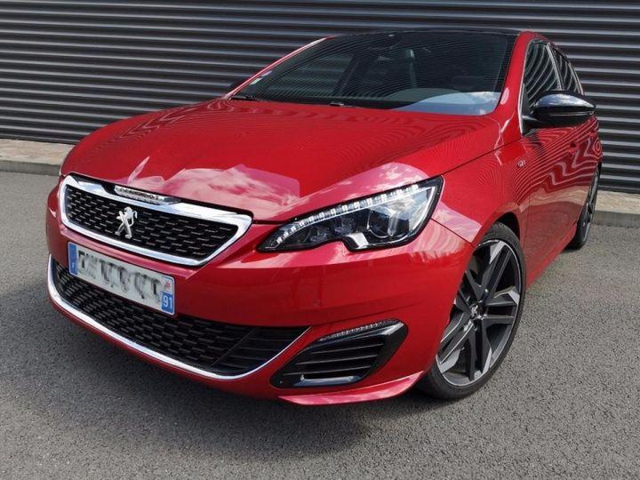 Peugeot 308 1.6 thp 270 GTI-Rev/Garantie 12 Moi Rouge Occasion - 12