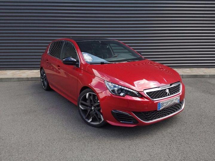 Peugeot 308 1.6 thp 270 GTI-Rev/Garantie 12 Moi Rouge Occasion - 19