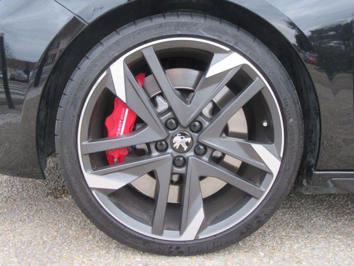 Peugeot 308 1.6 THP 270CH S&S BY SPORT Noir - 12