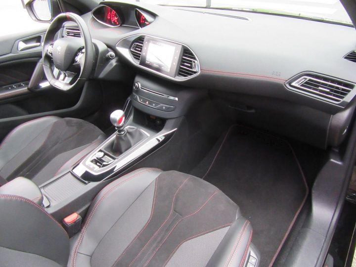 Peugeot 308 1.6 THP 270CH S&S BY SPORT Noir - 13