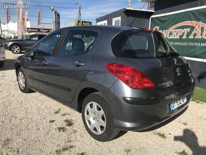 Peugeot 308 1.6 VTI 12CH GRIS FONCE METAL  Occasion - 3