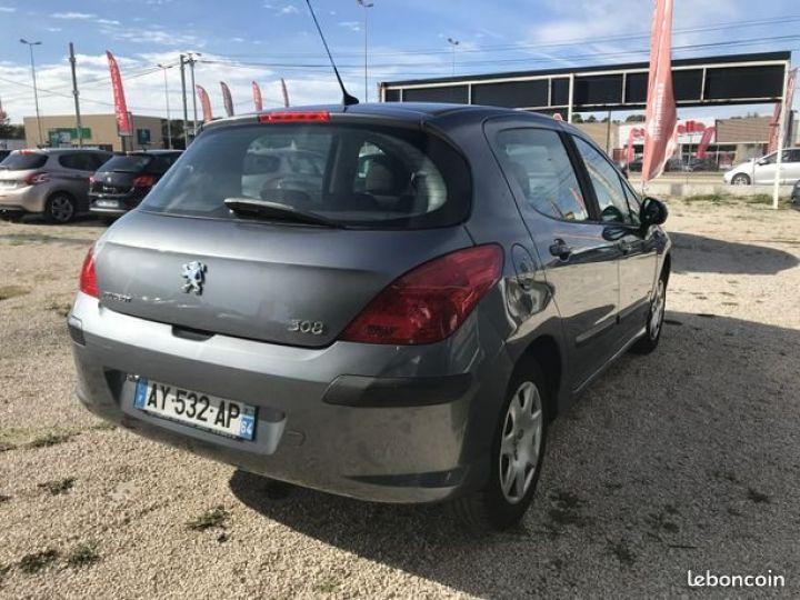 Peugeot 308 1.6 VTI 12CH GRIS FONCE METAL  Occasion - 4