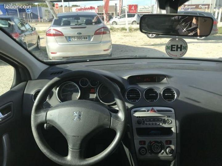 Peugeot 308 1.6 VTI 12CH GRIS FONCE METAL  Occasion - 5