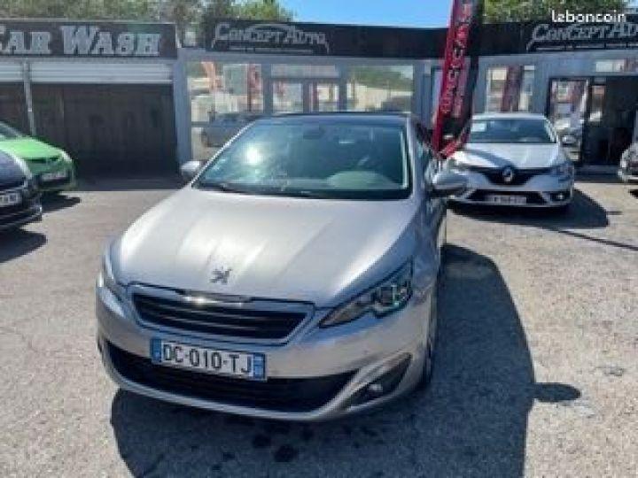 Peugeot 308 Gris Occasion - 1