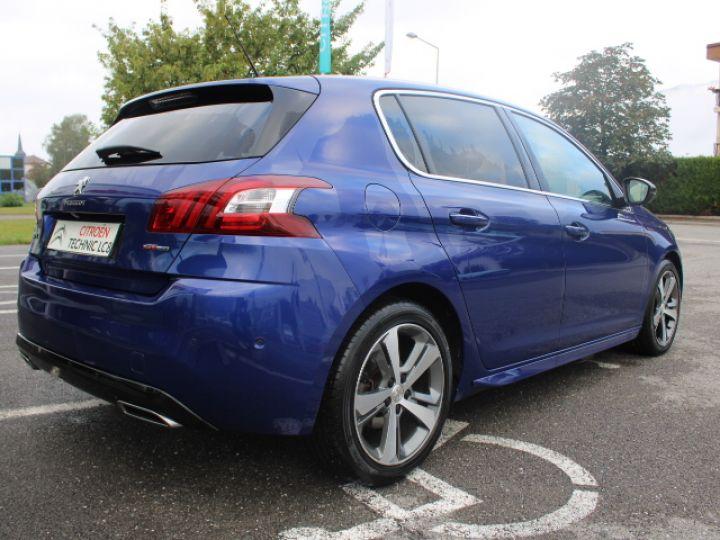 Peugeot 308 2.0 BLUEHDI 150CH S&S EAT6 GT Line Bleu - 3