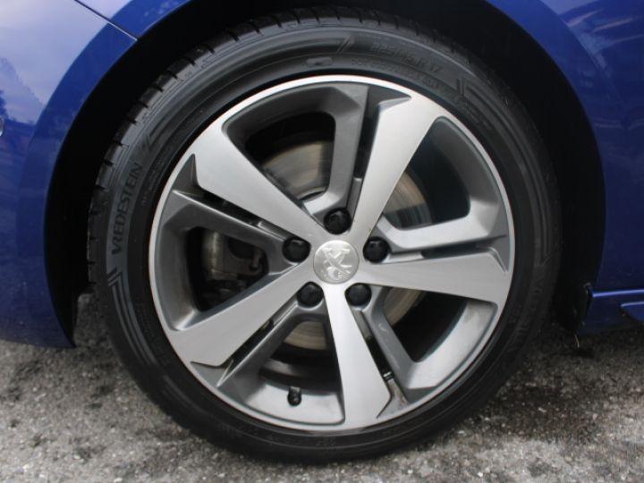 Peugeot 308 2.0 BLUEHDI 150CH S&S EAT6 GT Line Bleu - 5
